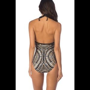 Kenneth Cole Swim - Desert romance swimsuit. NWT